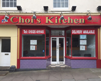 Chois kitchen Somerset Yeovil